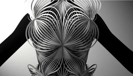 3D Printed Dresses: A New Fashion Trend - eVolo | Architecture Magazine | Architecture and Design | Scoop.it