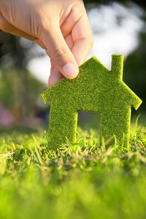 La maison passive, soleil et isolation | Solutions pour l'habitat | Green Habitat | Scoop.it
