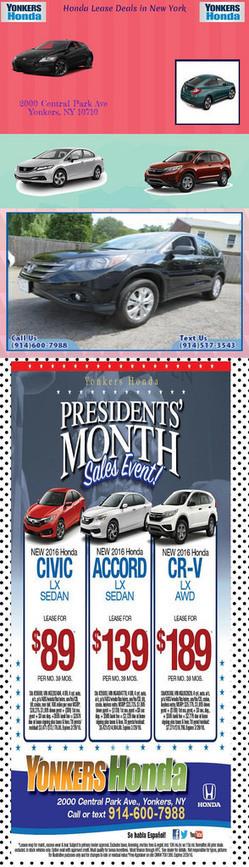 Yonkers Honda Service >> Honda Dealer Yonkers Scoop It