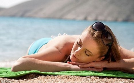 Soaking up the sun could add 20 years to your life | Kickin' Kickers | Scoop.it