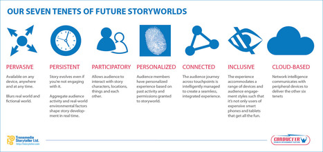 Our 7 Tenets of Future Storyworlds | Transmedia: Storytelling for the Digital Age | Scoop.it