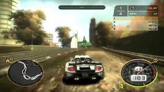 Download Need For Speed Most Wanted Black Editi