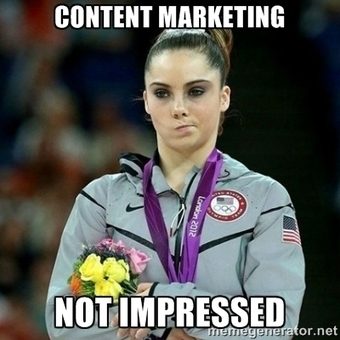 Millennials Are Not Impressed With Your Content Marketing | #EdTech | Scoop.it