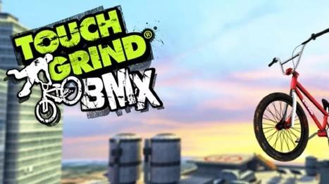 Download Touchgrind BMX 2 APK Mod Unlocked for