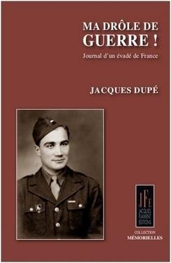 Ma drôle de guerre ! Journal d'un évadé de France | Rhit Genealogie | Scoop.it