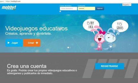 Juegos in recursos didcticos y materiales para la formacin del mobbyt una herramienta para crear videojuegos educativos y recursos didcticos interactivos urtaz Choice Image