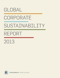 Global Corporate Sustainability Report | The Art and Science of Colour. | Scoop.it