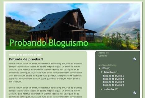Cambiando la cabecera de nuestro blog en Blogger   Ideas para Blogger   Scoop.it
