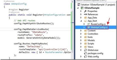 Step-By-Step OData 4 / TypeScript / AngularJs / CRUD Sample | Angular.js and Google Dart | Scoop.it