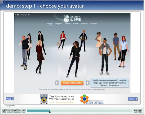 SLeducate: a SL resource for educators, students and new users   3D Virtual-Real Worlds: Ed Tech   Scoop.it