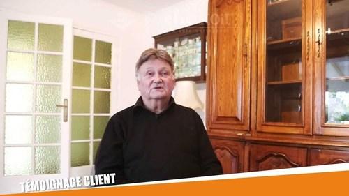 [vidéo] Témoignage d'un client Technitoit Poitiers pour des travaux de rénovation menuiseries, façade, toiture