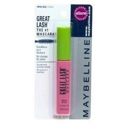 Maybelline Great Lash Mascara Royal Blue 6 Ma