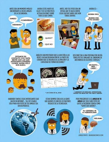 Cómo las redes sociales nos han cambiado pequeñas cosas de la vida #humor | SocialMedia | Scoop.it