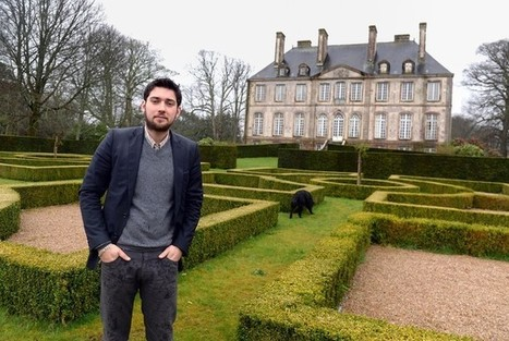 En Normandie, à 23 ans, il s'offre un château !   La revue de presse de Normandie-actu   Scoop.it