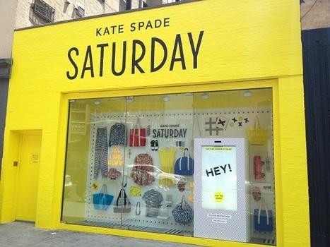 Le magasin du futur est à New York   Hyperlieu, le lieu comme interface à l'écosystème ambiant   Scoop.it
