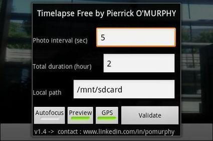 9 aplicaciones gratis de Android para crear vídeos con la técnica de Time Lapse   VIM   Scoop.it