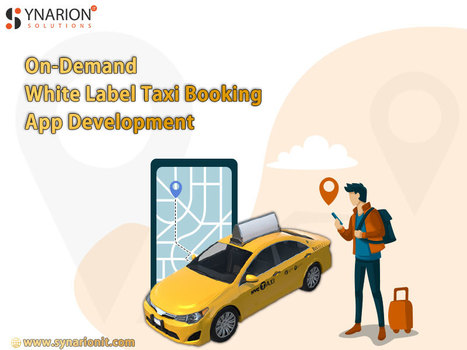 Want To Develop Your Own White Label Taxi Booking App?