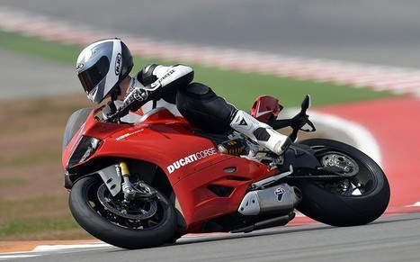 Ducati 1199 Panigale R review - Telegraph | MARKER RACING  ARGENTINA SPEED | Scoop.it
