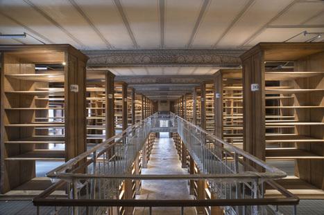 Richelieu : Bibliothèques, Musée, Galeries - Week-end portes ouvertes. | Patrimoine culturel - Revue du web | Scoop.it