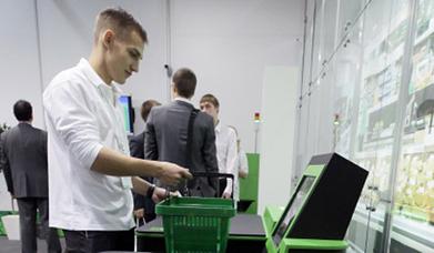La grande distribution russe effectue un pas vers le futur - Altavia Watch | Distribution par le Digital | Scoop.it