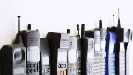 A Brief Look at the (Surprisingly Long) History of the Cellphone | Nerd Vittles Daily Dump | Scoop.it