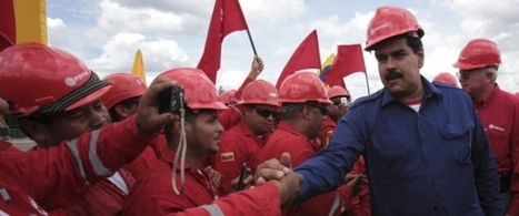 U.S. Considers Cutting  Venezuelan Oil Imports  9401eb65cb57