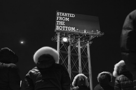 New Music: Drake – Started From The Bottom | Neon Limelight - Exclusive Music News, Artist Interviews, Reviews, Photos! | Marketing in Motion | Scoop.it