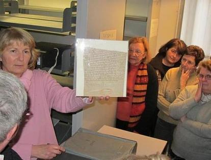 Blois (41) > Les archives dévoilent leurs coulisses secrètes   Histoire Familiale   Scoop.it