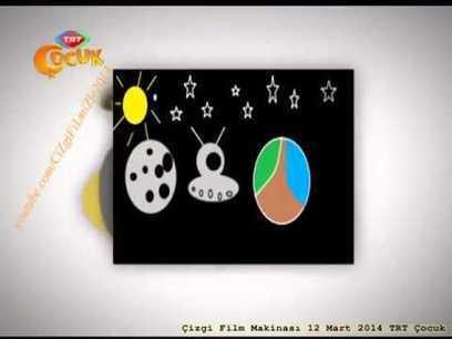 Cizgi Film Makinasi 12 Mart 2014 Trt Cocuk62