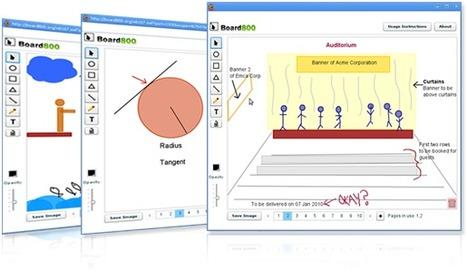 Board800 : Flex / Flash / Red5 based Interactive Whiteboard | Digital Presentations in Education | Scoop.it