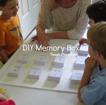 DIY Memory Box | Kindergarten | Scoop.it