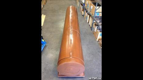 El Gigante: 19-foot long, 3-foot wide Florida cigar sold to collector for $185,000 | The Billy Pulpit | Scoop.it
