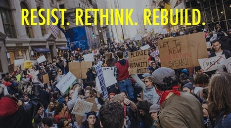 Resist. Rethink. Rebuild. | AUSTERITY & OPPRESSION SUPPORTERS  VS THE PROGRESSION Of The REST OF US | Scoop.it