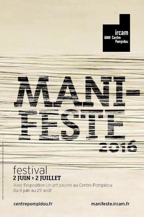 Le site ManiFeste-2016 est en ligne ! | Focus Ircam | Scoop.it