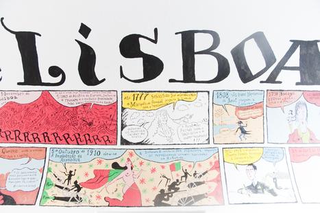 Lisbon street art scene the best in Europe | Lisbon Lifestyle | Scoop.it