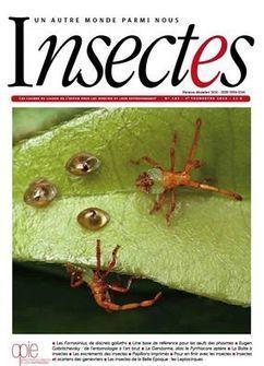 Le nouveau numéro de la revue Insectes est sorti | Variétés entomologiques | Scoop.it