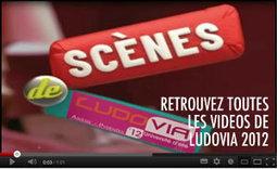 Ludovia 2012 | Jeux sérieux pour bibliothèques | Scoop.it