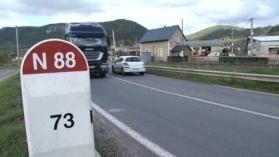 Le doublement de la RN.88 en Lozère semble définitivement enterré - France 3 | Margeride | Scoop.it