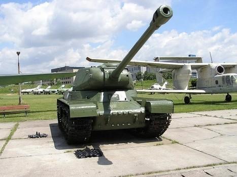 IS-2 vol4 – WalkAround   History Around the Net   Scoop.it