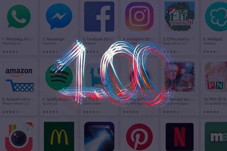 Las 100 mejores #aplicaciones de todos los tiempos | #TRIC para los de LETRAS | Scoop.it