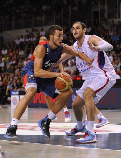 Joffrey Lauvergne : «Je suis très excité de venir au Khimki» | Basket ball , actualites et buzz avec Fasto sport | Scoop.it