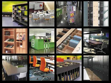 Metalundia. Mobiliario para Bibliotecas y Oficinas   Bibliotecas escolares de Albacete   Scoop.it