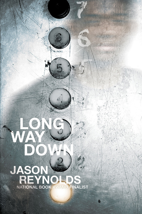 Cover Reveal: Long Way Down | Young Adult Novels | Scoop.it