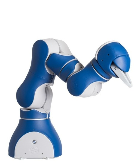 New Product - P-Rob 2 Second Generation of the Collaborative Robot    RoboticsTomorrow   Robotic applications   Scoop.it