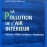 Pollution de l'air intérieur