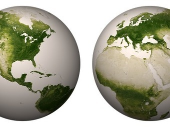 NOAA's new interactive map shows all the vegetation on the planet   open resource materials in Teacher-preparation   Scoop.it