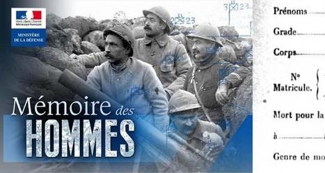 Participez à l'indexation collaborative de Mémoire des hommes et découvrez les Poilus morts à Verdun | CGMA Généalogie | Scoop.it