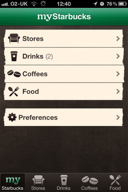 The Whole World—Including Food and Beverage—Is Going Mobile App - Menuism Dining Blog | Food News | Scoop.it