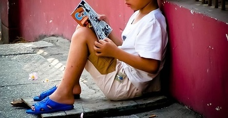 The Most Important Lesson Schools Can Teach Kids About Reading: It's Fun | On Learning & Education: What Parents Need to Know | Scoop.it
