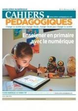 Enseigner en primaire avec le numérique - La librairie des Cahiers pédagogiques | numérique éducation handicap | Scoop.it